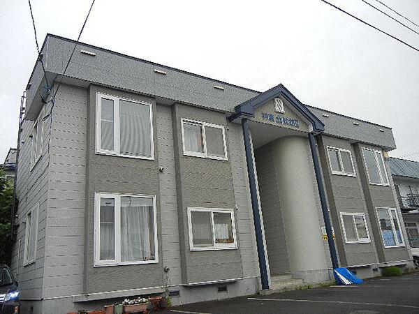 神楽北欧館II[2階]の外観
