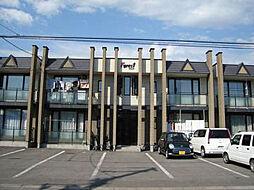 北海道旭川市春光五条9丁目の賃貸アパートの外観