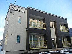 WAKE318[1階]の外観