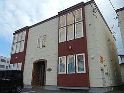 ベル9−21 A棟[2階]の外観