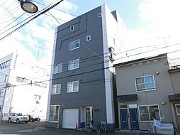 北海道旭川市二条通5丁目の賃貸マンションの外観