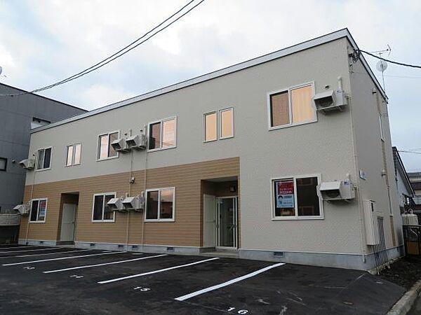 GARRRIII 2階の賃貸【北海道 / 旭川市】