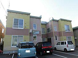 Himawari EAST5.6[2階]の外観