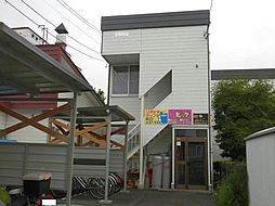 小杉マンション[1階]の外観