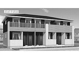 JR東海道本線 三ヶ根駅 徒歩6分の賃貸アパート