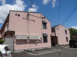 滋賀県大津市膳所1丁目の賃貸アパートの外観