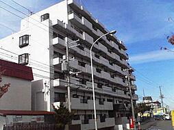 サニーヒルズ3番館[4階]の外観