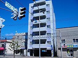 パルティーレアネックス平岸[2階]の外観