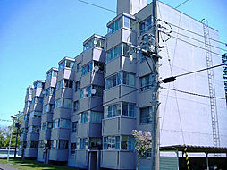 五輪団地 M4号棟[3階]の外観