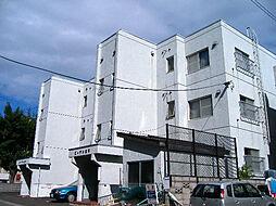 エーデル豊平[3階]の外観