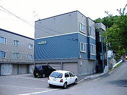 フラワーハイツI[3階]の外観