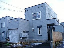 [一戸建] 北海道札幌市南区中ノ沢5丁目 の賃貸【/】の外観