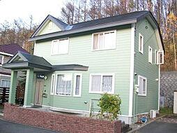 [一戸建] 北海道札幌市南区常盤五条2丁目 の賃貸【/】の外観