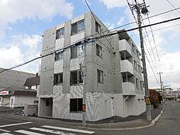 北海道札幌市南区澄川四条5丁目の賃貸マンションの外観