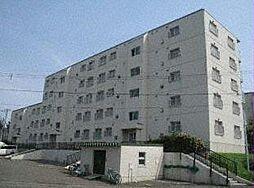 東急ドエル平岸ビレッジ1号棟[1階]の外観