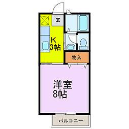 柳生駅 2.6万円