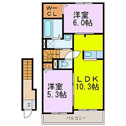 新郷駅 5.7万円