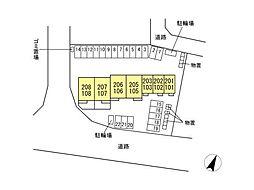 JR東北本線 古河駅 15kmの賃貸アパート
