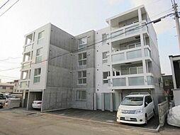 北海道札幌市中央区南二十条西7丁目の賃貸マンションの外観