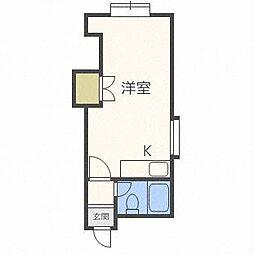【敷金礼金0円!】ケンタクコーポ南13条