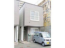 [一戸建] 北海道札幌市中央区南九条西20丁目 の賃貸【/】の外観
