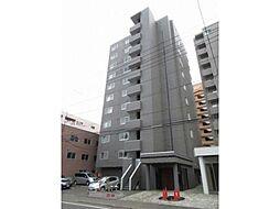 スクエアマンション6.14[7階]の外観
