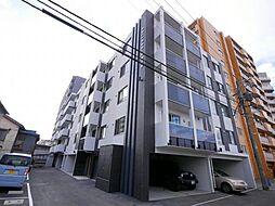 アンジュ・サンティエ[2階]の外観