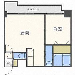 M'stage[5階]の間取り