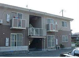 兵庫県姫路市御立西3丁目の賃貸アパートの外観