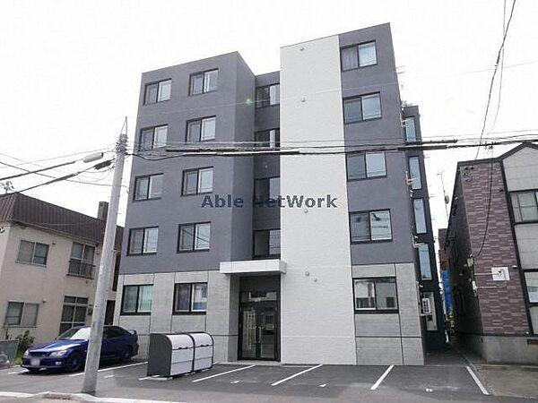 レブニーズ ザ・レジデンス N21 3階の賃貸【北海道 / 札幌市北区】