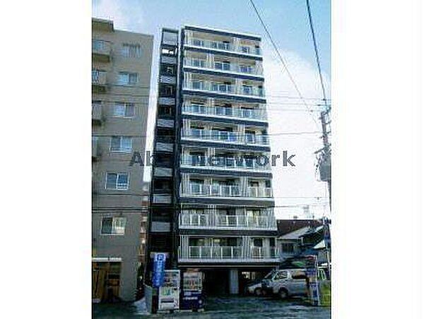 BlancNoir N13.exe ブランノワールN13.エ 2階の賃貸【北海道 / 札幌市北区】