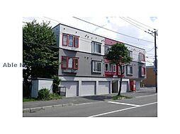 札幌市営南北線 北18条駅 徒歩12分の賃貸アパート