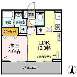 (仮)D-room上三川町