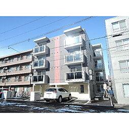札幌市営東西線 南郷13丁目駅 徒歩3分の賃貸アパート
