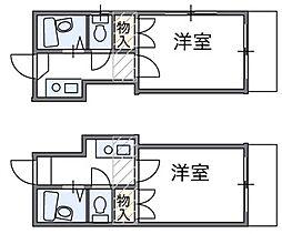 🌟敷金礼金0円!🌟曙町レジデンス