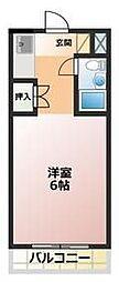 【敷金礼金0円!】プリンスオーロラIII