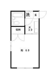 【敷金礼金0円!】コーポオカダ