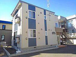 札幌市営東西線 東札幌駅 徒歩4分の賃貸アパート