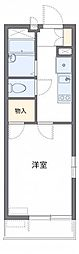 JR東海道・山陽本線 摩耶駅 徒歩6分の賃貸マンション 2階1Kの間取り