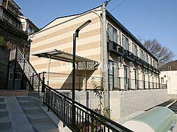 神鉄有馬線 鈴蘭台駅 徒歩11分の賃貸アパート