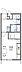 間取り,1K,面積23.18m2,賃料3.8万円,JR鹿児島本線 鳥栖駅 徒歩26分,JR鹿児島本線 鳥栖駅 バス7分 門戸町下車 徒歩4分,佐賀県鳥栖市宿町1441-1
