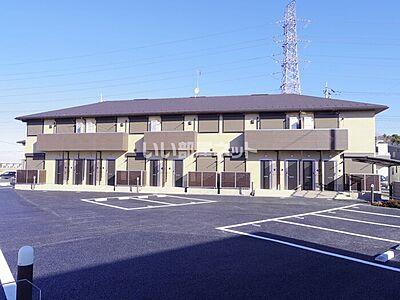 外観,1LDK,面積40m2,賃料7.5万円,つくばエクスプレス みどりの駅 徒歩18分,,茨城県つくば市みどりの南80-1