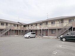 JR桜井線 天理駅 バス8分 乙木口バス停下車 徒歩1分の賃貸アパート