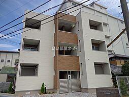 JR東海道・山陽本線 茨木駅 バス12分 中河原南口下車 徒歩1分の賃貸アパート