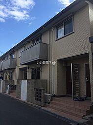 JR片町線(学研都市線) 鴻池新田駅 徒歩15分の賃貸アパート