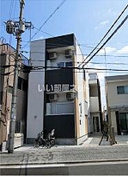 Osaka Metro谷町線 出戸駅 徒歩6分の賃貸アパート