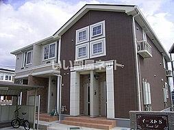 名鉄名古屋本線 男川駅 徒歩26分の賃貸アパート
