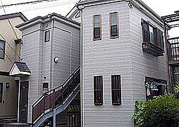 JR中央線 西八王子駅 徒歩8分の賃貸アパート