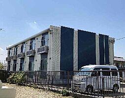 名鉄各務原線 新那加駅 バス12分 東海学院大学南下車 徒歩8分の賃貸アパート