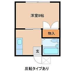 茂原駅 1.8万円